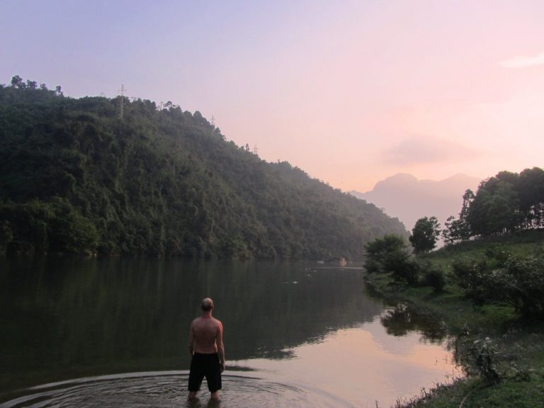 make a scenic detour on one of the many roads spreading west to Laos