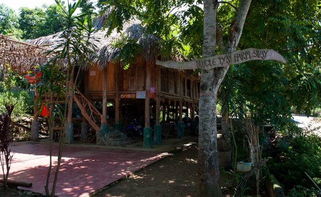 Uncle Ty's Farmstay, one of our favourite places to stay