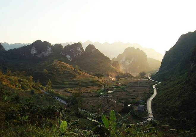 Ma Phuc in Cao Bang Province