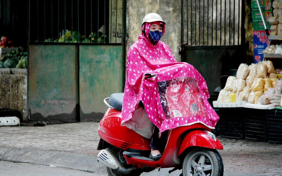 What to Pack When Traveling in the Vietnam Rainy Season