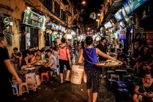 hanoi beer street
