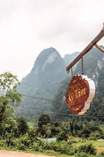 Ky Tam Homestay Xuân Sơn National Park