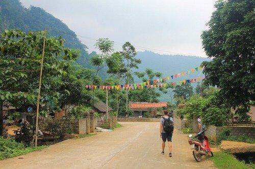 Ban Coi and and Ban Lap, Xuan Son National Park