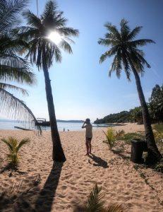 Bai Huong Beach
