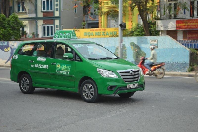 Mai Linh Taxi Company, Hanoi, Vietnam