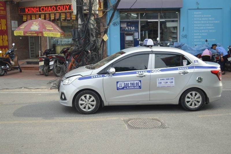 Sao Thu Do Taxi Company, Hanoi, Vietnam
