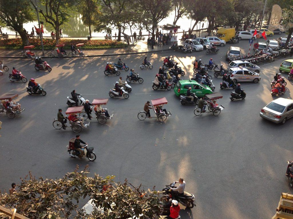 Hanoi Roads