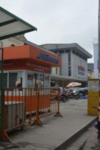 86 bus stop le duan Ga Hanoi