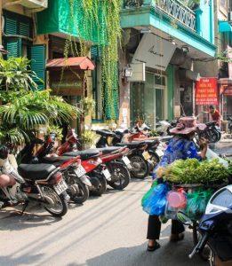 Attended Parking Hanoi