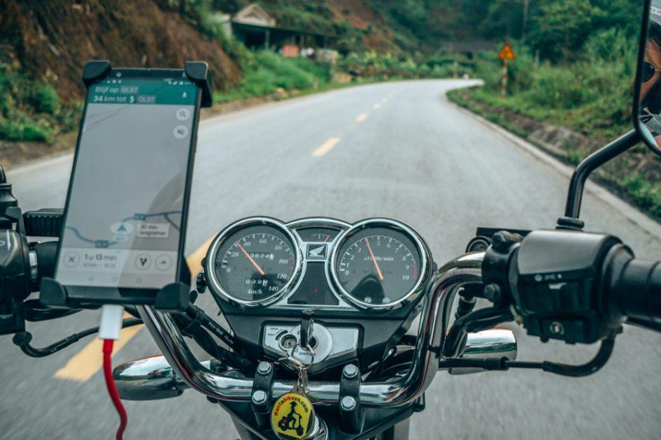 Driving In Vietnam