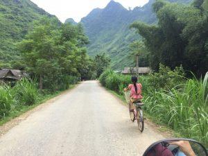 Ha Giang Small road