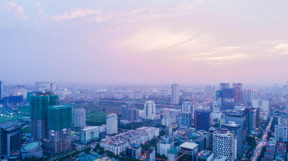 Hanoi Skyline