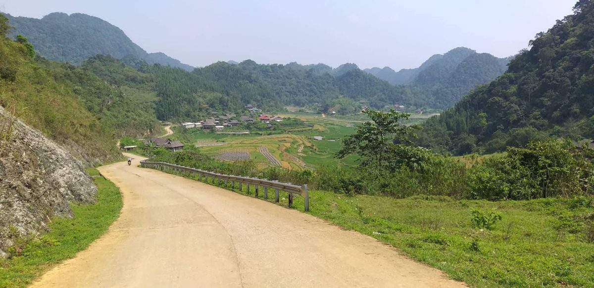 Pu Luong National Park