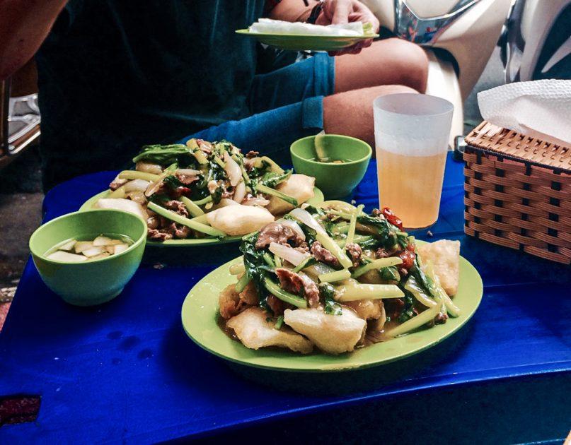 Pho Cuon, Truc Bach, Hanoi