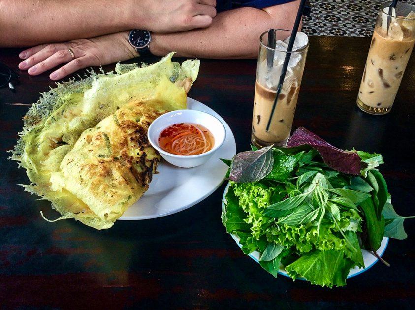 Banh Xeo, Hanoi