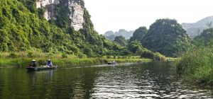 Trang An Grottoes boat tour in Ninh Binh