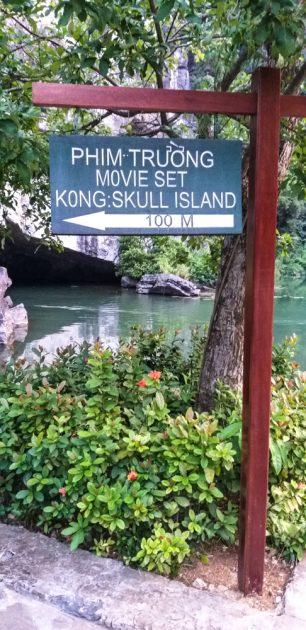 Kong Skull Island Film Set