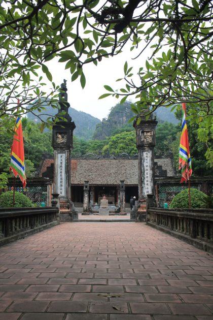 Hoa Lu Temples in Ninh Binh