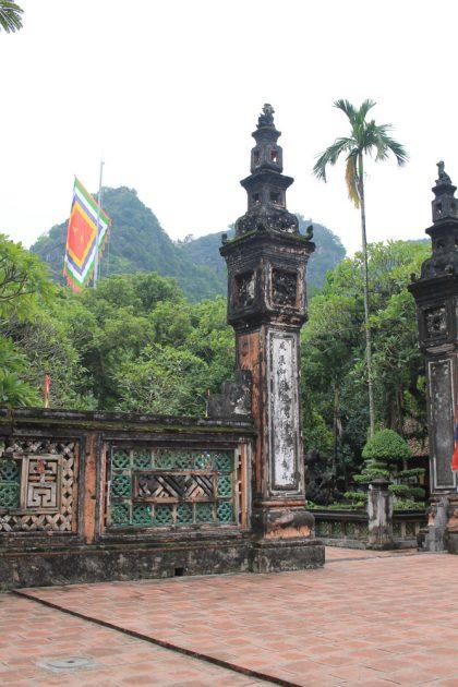 Temples at Hoa Lu