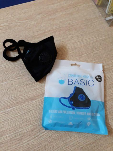 Cambridge Mask Co. BASIC mask