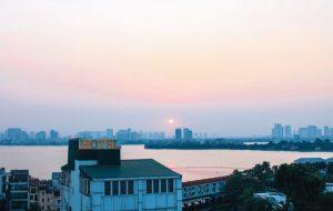 Tay Ho Hanoi, West Lake