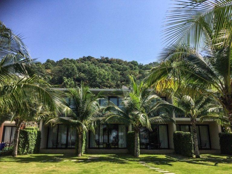 Sea View rooms at Marina Bay Resort and Spa