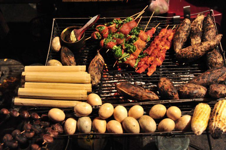 Sa Pa style BBQ by Jason Wong